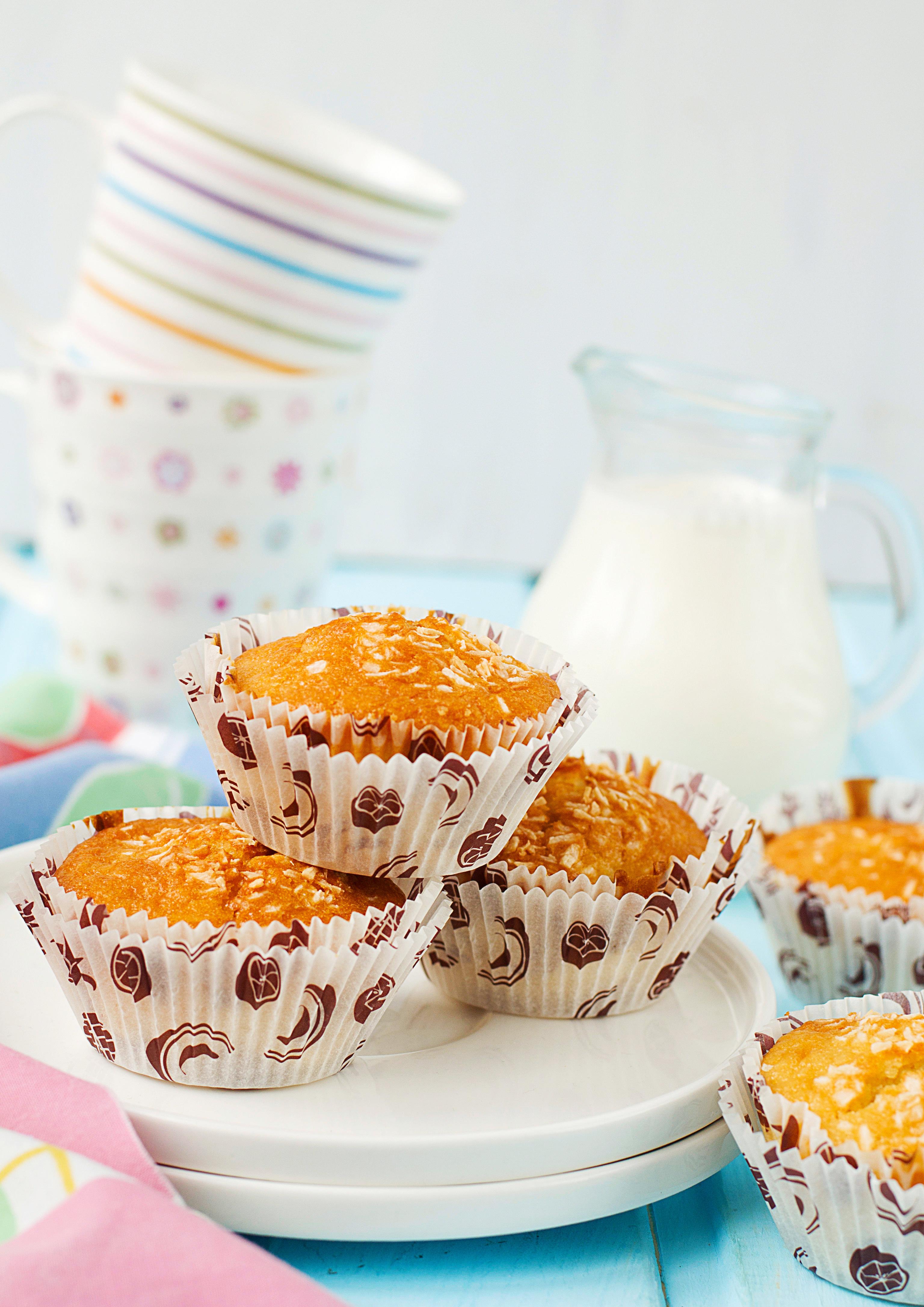 muffins ananas coco des petits gateaux exotiques d licieux les recettes de cuisine et mets. Black Bedroom Furniture Sets. Home Design Ideas