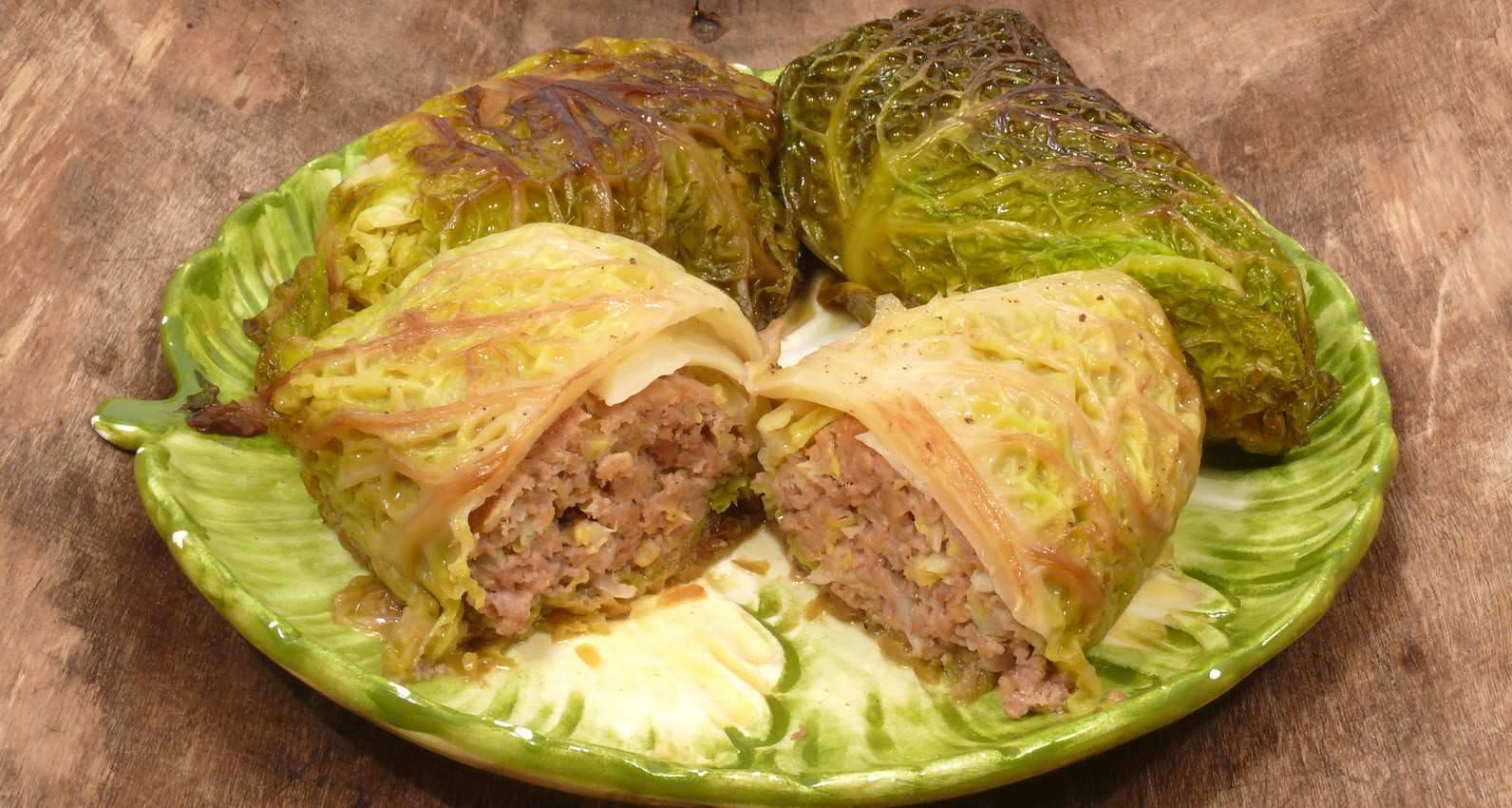 Paupiettes de chou une recette familiale et conomique faire avec porc veau ou volaille les - Paupiette de porc recette ...