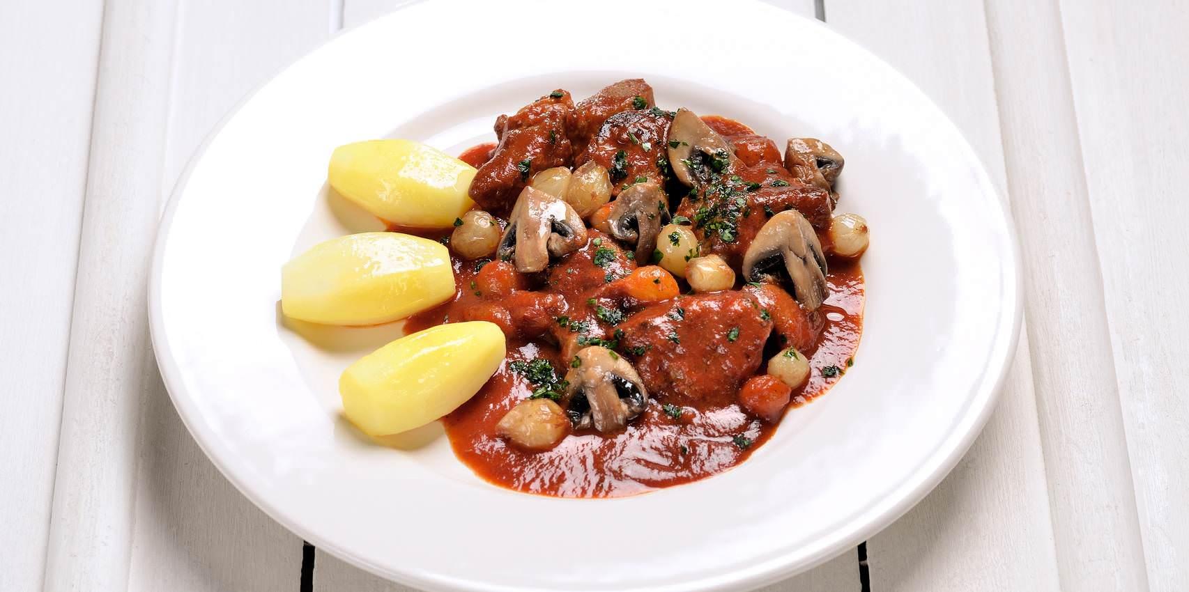 Veau marengo un grand classique des plats mijot s fran ais plus c 39 est r chauff plus c 39 est bon - Grand classique cuisine francaise ...