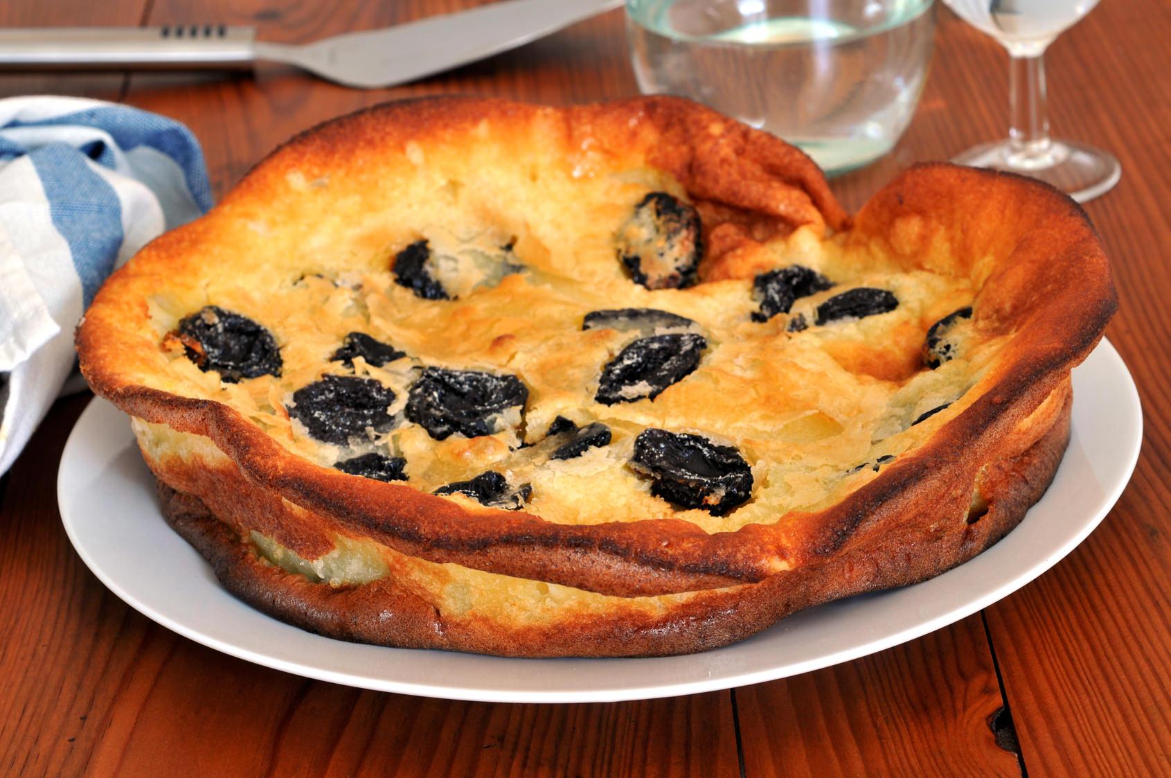 Pounti auvergnat recette traditionnelle d 39 auvergne une for Auvergne cuisine traditionnelle