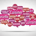 Lexique des différents termes de cuisine