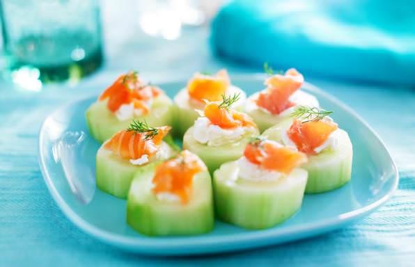 Cake Potimarron Saumon Fum Ef Bf Bd